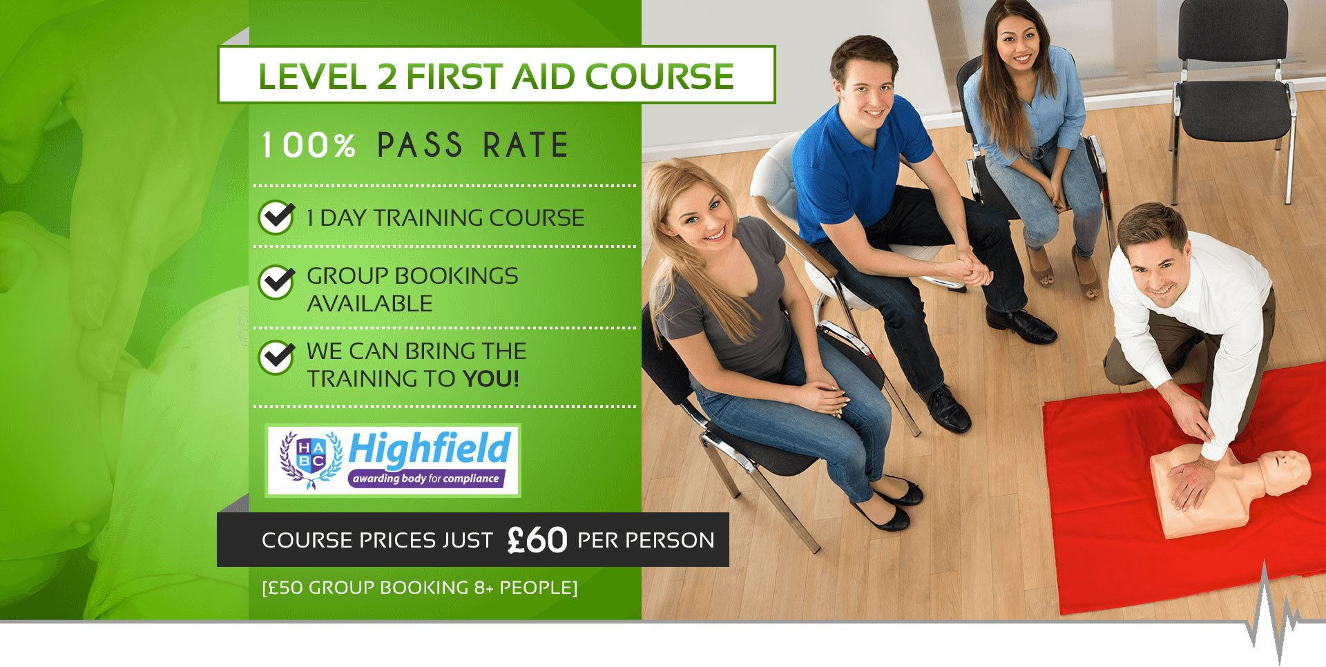 Why First Aid Course?